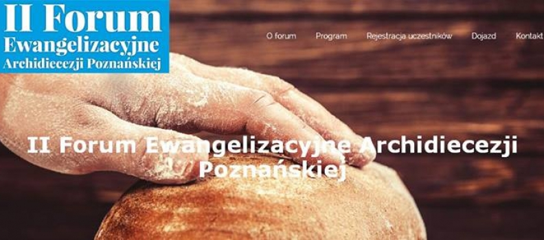 II Forum Ewangelizacyjne